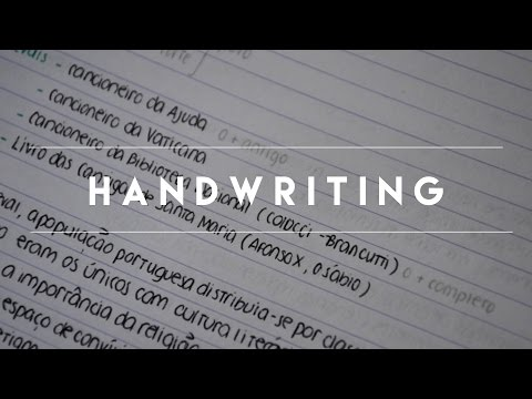 tips on improving your handwriting