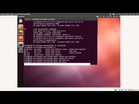 Setting DNS Server di Linux Ubuntu