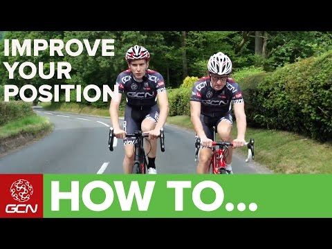 How To Improve Your Position On The Bike