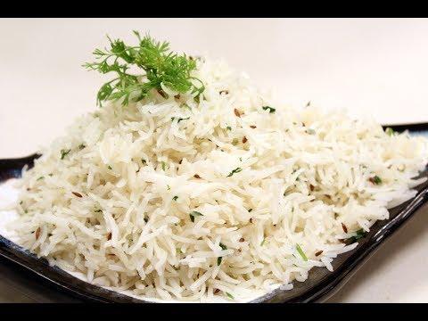 Jeera Rice | Sanjeev Kapoor Khazana