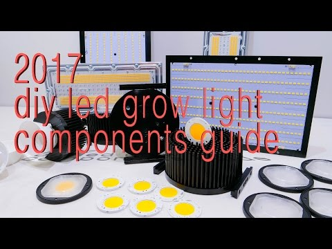 2017 DIY LED components buyers guide: part 1 chilled boards