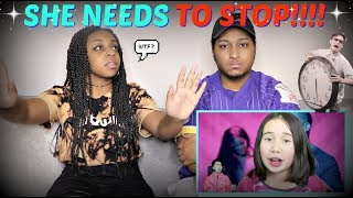 "Ricegum ""9 YEAR OLD GIRL ROASTED ME!! (Sister Bully)"" REACTION!!!"