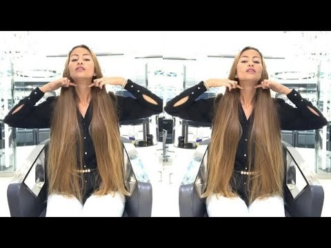 HAIRCUT AND HAIR COLOR TRANSFORMATION