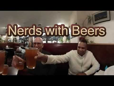 Nerds with Beers with guest Jon Ryser