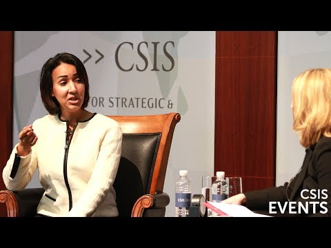 Driving Change in the Middle East: A Conversation with Manal Al-Sharif