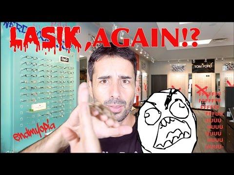 Jake Steiner: Had LASIK, Need Glasses Again?