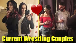 10 WRESTLING COUPLES You Didn