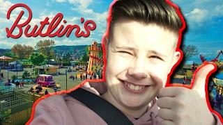 BUTLINS VLOG!!! | DAY #1