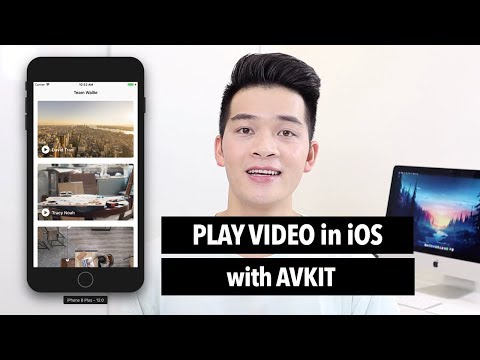 Play Local Video with AVPlayerViewController and AVKit