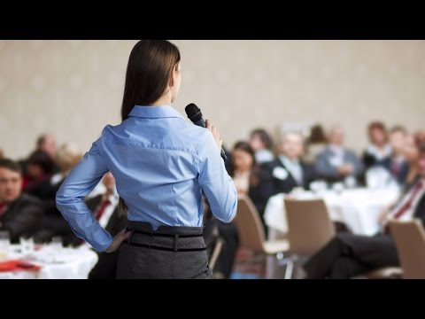 Conquer Fear Public Speaking   Brainwaves Formula, Binaural Beats, Isochronic Tones.