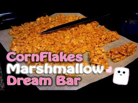 How to Make - Cornflakes Marshmallow Dream Bar