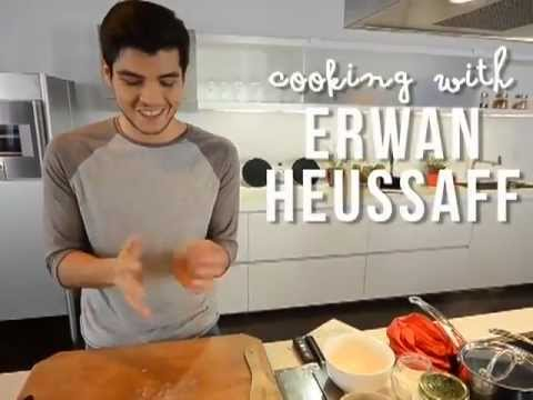 Super Simple Burger Recipe by Erwan Heussaff