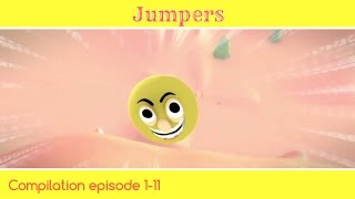 Cartoons for Children 💝   Jumpers - 11 episode compilation 💖   Funny 3d animation videos