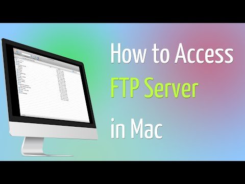 How to Access FTP Server in Mac [with and without third-party software]