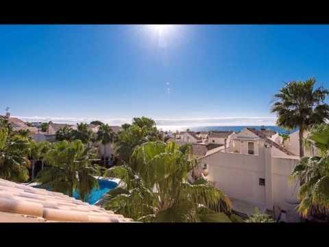 Buy A Cut Price Beachside Townhouse In Marbella