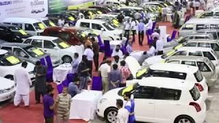 Used Car Gala April 2017, Karachi