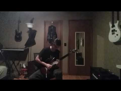 Sunny Disposition by Avenged Sevenfold solo cover