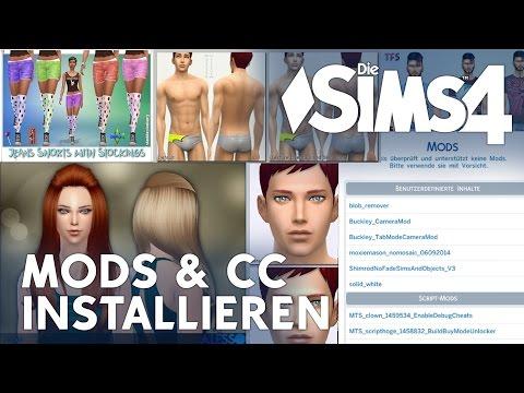 Die Sims 4 Mods & CC: Wissen & Installieren