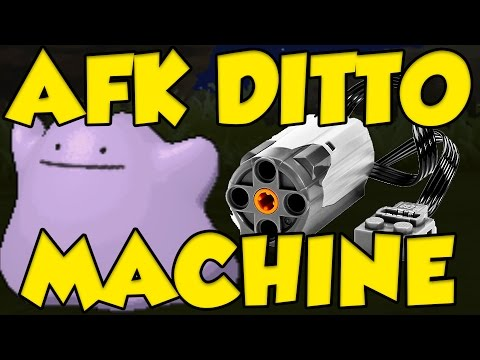 AUTOMATIC 6IV DITTO MACHINE IN POKEMON SUN AND MOON!!!