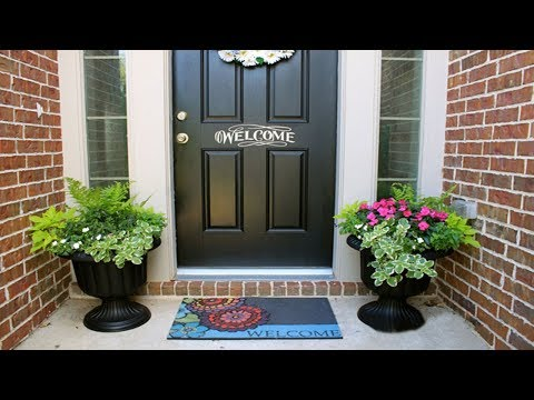 2018 Spring Front Porch Ideas 5