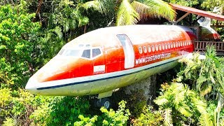 Download What's inside an Airplane House? Video