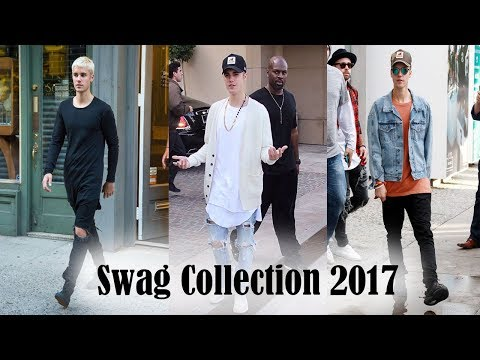 Justin Bieber dressing swag style 2017