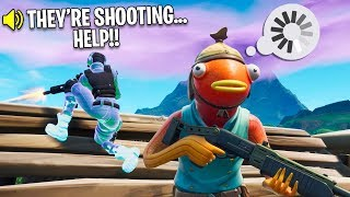 Fortnite Streamers Funniest Moments! #12