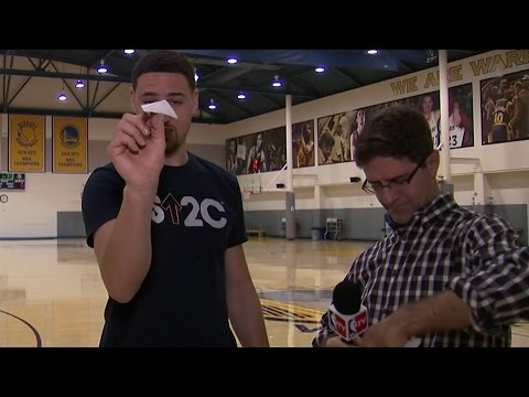 Klay Thompson On Shooting and More!