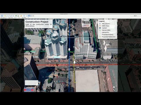 Google Earth Pro Map-Making Tool
