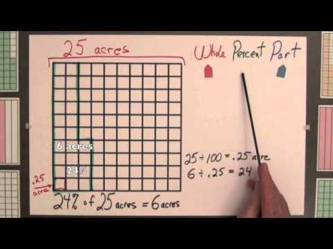 Video 13 Solving Percent Problems