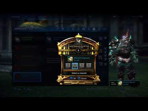 TERA CONSOLE - BLESSED LOOT BOX 10X