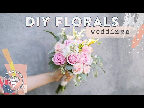 Make your own Wedding Bouquet!