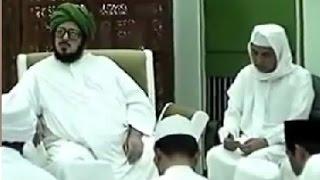 Kunjungan KH.Ahmad Asrori Ke Habib Muhammad Al-Maliki Makkah