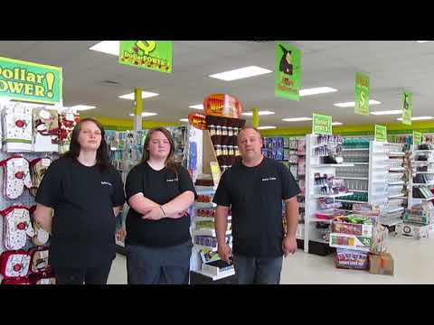 New Dollar Store Opened!
