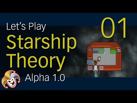Starship Theory Alpha ~ 01 Engineering Team