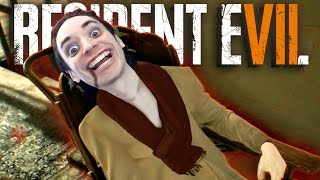 GRANDMA IS INSANE! 🐰   Resident Evil 7: Biohazard #4