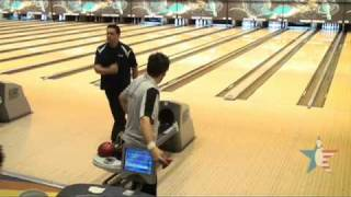Crazy Bowling Shot