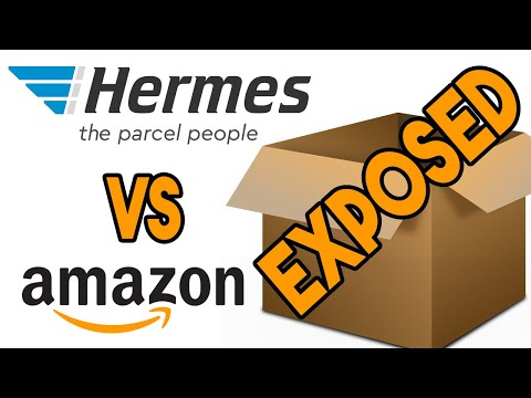 Exposed Amazon vs Hermes Empty Box Return Scam |  The Issues With Distance Selling & Buying