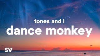 Tones And I Dance Monkey Lyrics