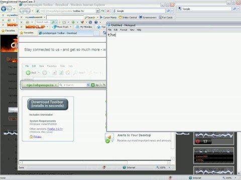 download club penguin toolbar