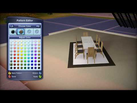 The Sims 3 Pets [Xbox 360]: Building Voidlebrity(R)