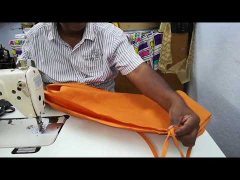 SAREE PETTICOAT STICHING IN TELUGU || LEARN TAILORING IN TELUGU