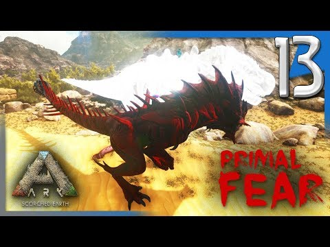 APEX REAPER QUEEN AND LIGHT TREX W/xBCRAFTED! | ARK: Pooping Evolved Modded SE13