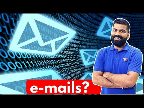 Is e-mail Address Case Sensitive? e-mail Spam? cc and bcc?