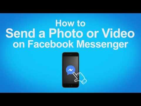 How to Send a Photo or Video on Facebook Messenger
