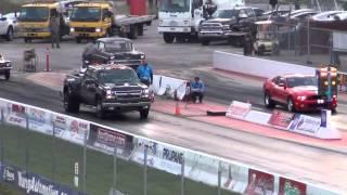 073   Fast 15   Dually vs GT 500
