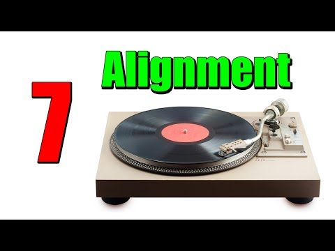 RECORD PLAYERS: Record Cartridge Alignment
