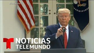 Las Noticias de la mañana, 30 de marzo de 2020 | Noticias Telemundo