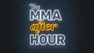 The MMA (After) Hour: Episode 409 Twitter Q&A Exclusive