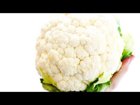 How To Cut A Head Of Cauliflower
